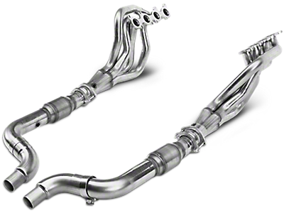 Long Tube Headers<br />('15-'18 Mustang)