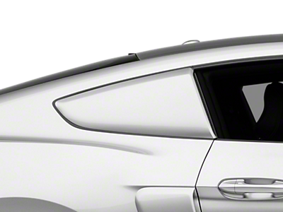 Louvers - Quarter Window<br />('15-'18 Mustang)