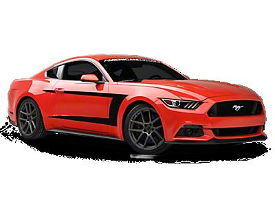 Rocker Panel & Side Stripes<br />('15-'18 Mustang)
