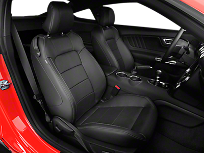 Seats & Seat Covers<br />('15-'18 Mustang)