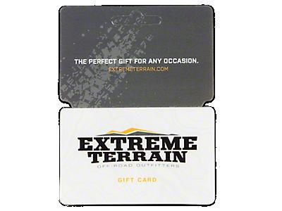 Tacoma Gift Cards 2016-2019