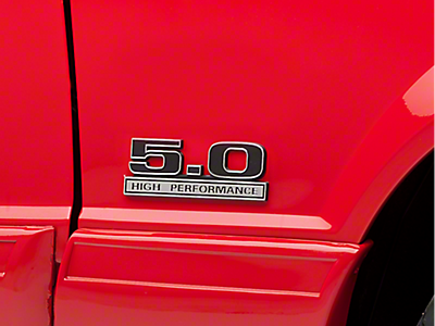 Emblems and Badges<br />('79-'93 Mustang)