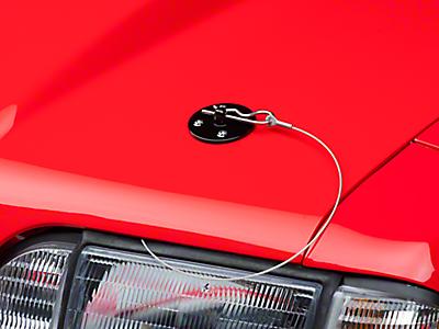 Hood Pins & Kits<br />('79-'93 Mustang)