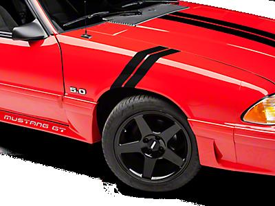 Mustang Fender Hash Marks 1979-1993