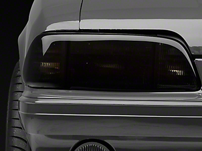 Mustang Light Covers & Tint 1979-1993