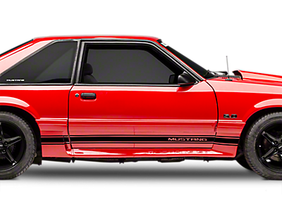 Rocker Panel & Side Stripes 1979-1993