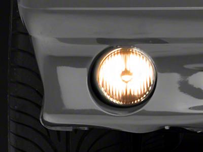 Restoration Foglights & Turn Signal Lights