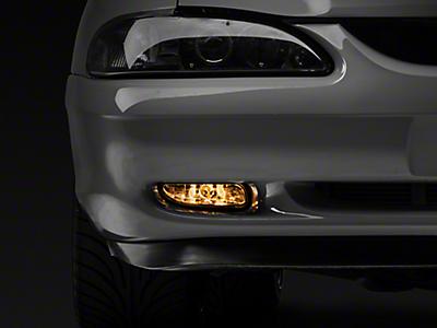 Fog Lights<br />('94-'98 Mustang)