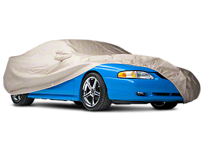 Car Covers, Bras & Paint Protection<br />('94-'98 Mustang)