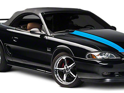 Convertible Top Parts<br />('94-'98 Mustang)