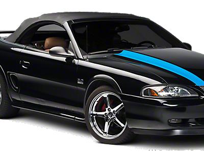 Mustang Convertible Top Parts 1994-1998