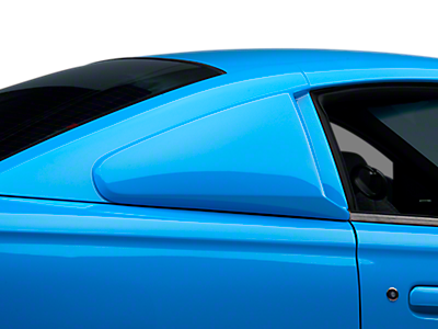Louvers - Quarter Window<br />('94-'98 Mustang)