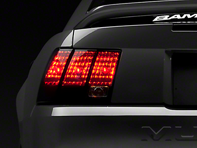 Mustang Tail Lights 1999-2004