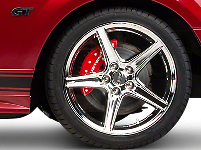 Caliper Covers<br />('99-'04 Mustang)
