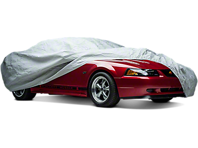 Paint Protection, Bras & Car Covers 1999-2004