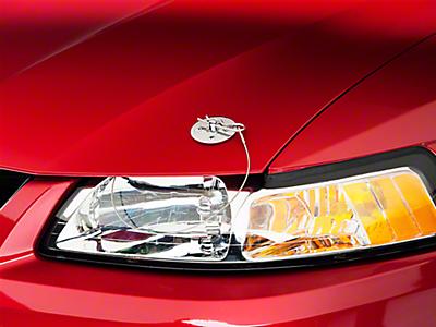Hood Pins & Kits<br />('99-'04 Mustang)