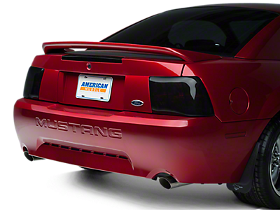 Mustang Light Covers & Tint 1999-2004