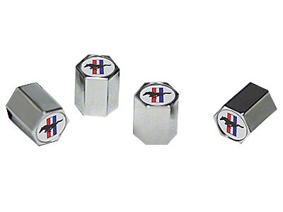 Valve Stem Caps<br />('99-'04 Mustang)