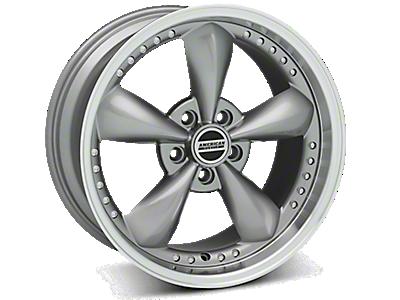 Anthracite Bullitt Motorsport Wheels<br />('99-'04 Mustang)