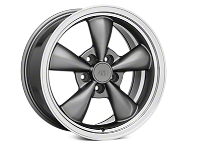 Anthracite Bullitt Wheels<br />('05-'09 Mustang)