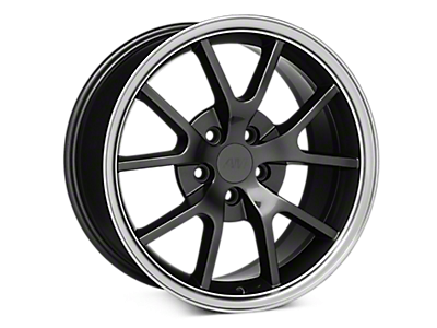 Anthracite FR500 Wheels<br />('15-'19 Mustang)