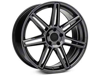 Black Chrome Niche Lucerne Wheels<br />('15-'19 Mustang)