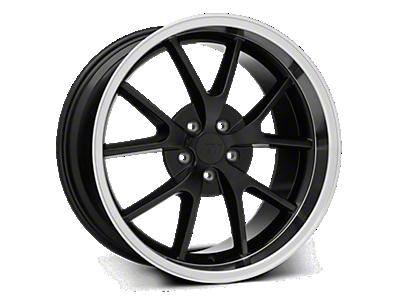 Black FR500 Wheels<br />('15-'19 Mustang)