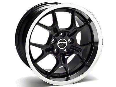 Black GT4 Style Wheels<br />('94-'98 Mustang)