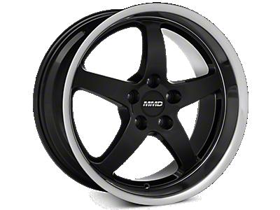 Black MMD Kage Wheels<br />('94-'98 Mustang)