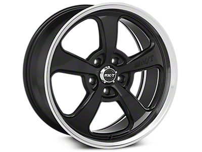 Black Mickey Thompson Street Comp SC-5 Wheels<br />('99-'04 Mustang)