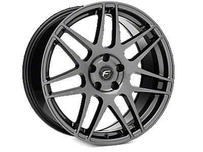 Black Nickel Forgestar F14 Wheels<br />('15-'18 Mustang)