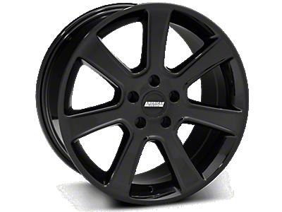 Black S197 Saleen Style Wheels<br />('15-'19 Mustang)