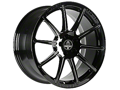 Black Shelby Venice Wheels<br />('15-'17 Mustang)
