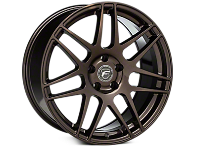 Bronze Forgestar F14 Wheels<br />('10-'14 Mustang)