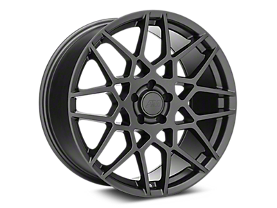 Charcoal 2013 GT500 Style Wheels<br />('99-'04 Mustang)