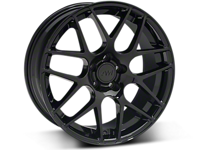 Charcoal Mustang Wheels
