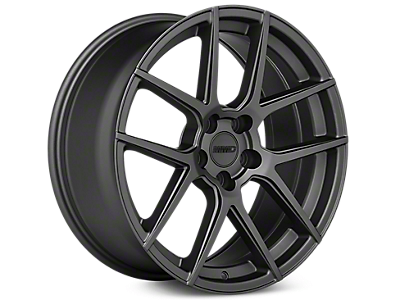 Charcoal MMD Zeven Wheels<br />('10-'14 Mustang)