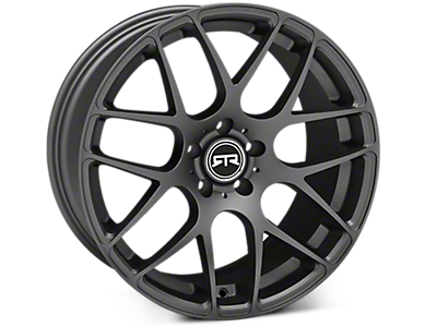 Charcoal RTR Wheels<br />('15-'19 Mustang)