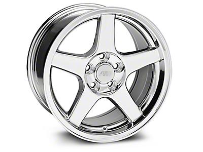 Chrome Cobra 2003 Wheels<br />('94-'98 Mustang)