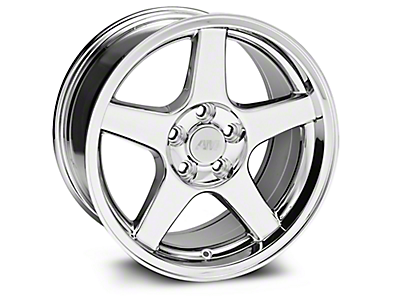 Chrome Cobra 2003 Wheels<br />('99-'04 Mustang)