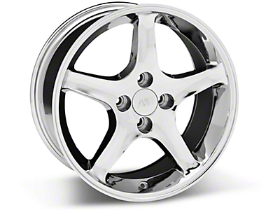 Mustang Cobra R Wheels
