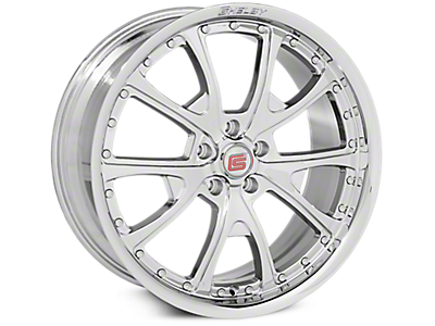 Chrome Shelby CS40 Wheels<br />('05-'09 Mustang)