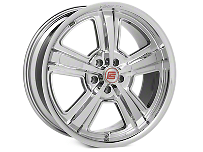 Chrome Shelby CS69 Wheels<br />('05-'09 Mustang)