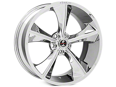 Chrome Shelby CS70 Wheels<br />('15-'17 Mustang)