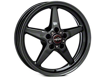 Darkstar Race Star Wheels<br />('15-'19 Mustang)