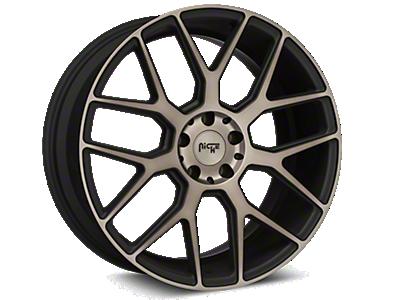 Double Dark Niche Intake Wheels<br />('15-'19 Mustang)