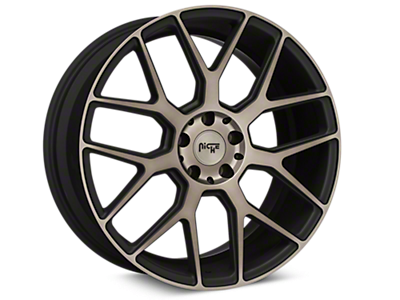 Mustang Niche Intake Wheels