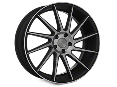 Mustang Niche Surge Wheels