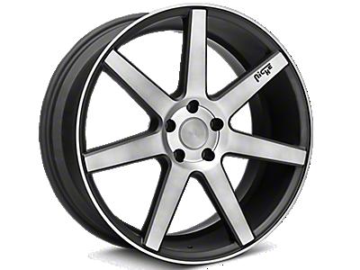Double Dark Niche Verona Wheels<br />('15-'19 Mustang)