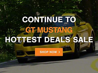 Mustang Cyber Monday: Hottest Deals GT 2005-2009